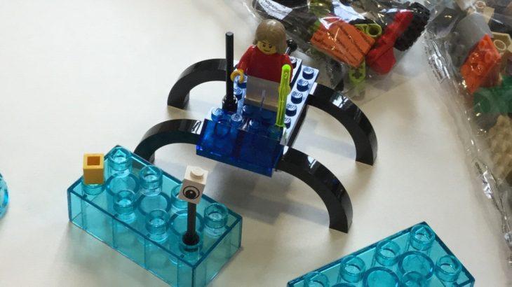 Lego Interaction