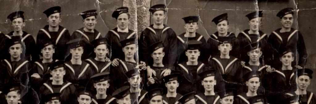 Boy Sailors: 1944