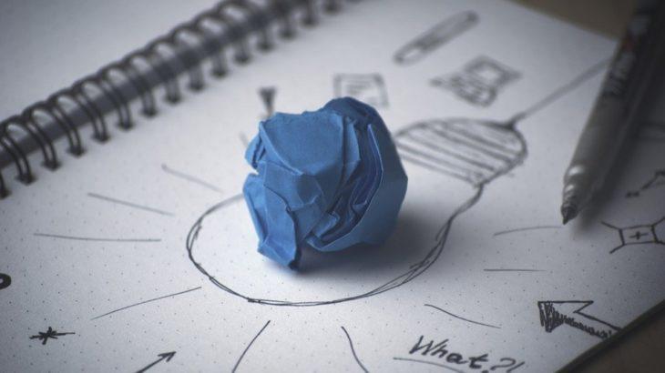 Image depicting creative process